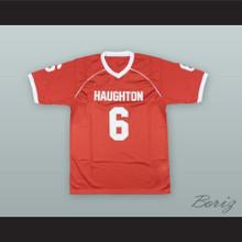 Dak Prescott 6 Haughton High School Red Football Jersey