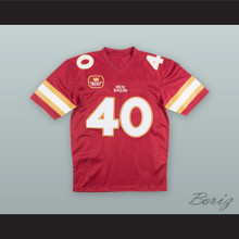 Olde English 800 Malt Liquor 40 Red Football Jersey