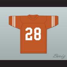 Freddie Steinmark 28 University of Texas at Austin Orange Football Jersey My All American
