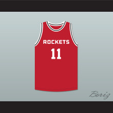 Yao Ming 11 Rockets Basketball Jersey The Ballad of Yao Ming MADtv Skit
