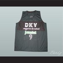 Ricky Rubio DKV Barcelona Basketball Jersey