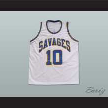 Dennis Rodman Southeast Oklahoma College Basketball Jersey