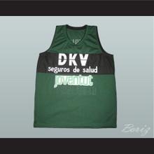 Ricky Rubio DKV Barcelona Basketball Jersey Stitch Sewn