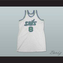 San Diego Lee Davis Old School Basketball Jersey Stitch Sewn