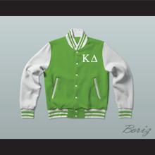 Kappa Delta Sorority Varsity Letterman Jacket-Style Sweatshirt