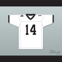 Jamey 14 East Pasadena Tigers Football Jersey Sierra Burgess Is a Loser