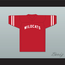 East High School Wildcats Football Jersey High School Musical 2