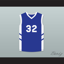 Charles Smith 32 Blue Basketball Jersey Dennis Rodman's Big Bang in PyongYang