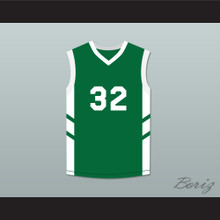 Charles Smith 32 Green Basketball Jersey Dennis Rodman's Big Bang in PyongYang