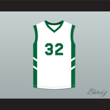 Charles Smith 32 White Basketball Jersey Dennis Rodman's Big Bang in PyongYang