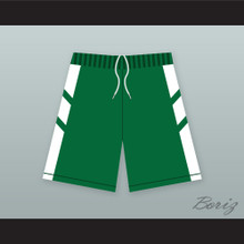 Green Basketball Shorts Dennis Rodman's Big Bang in PyongYang