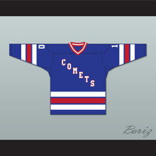 Borden Smith 10 Utica Comets Hockey Jersey