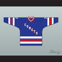 Dave Armstrong 7 Utica Comets Hockey Jersey