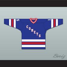 Jack Kane 15 Utica Comets Hockey Jersey