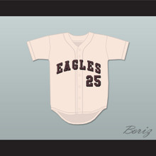 Pop 25 Eagles Baseball Jersey War Eagle, Arkansas