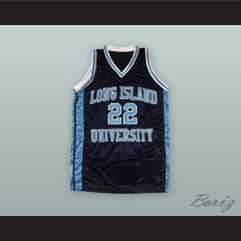Charles Jones 22 Long Island University Basketball Jersey