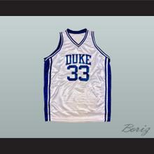 Grant Hill 33 Duke Blue Devils Basketball Jersey