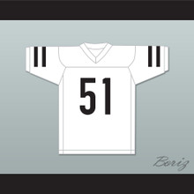 Dancer Joanne 51 White Football Jersey Gaga: Five Foot Two