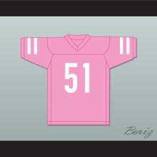 Dancer Joanne 51 Pink Football Jersey Gaga: Five Foot Two