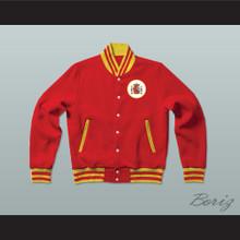 Espana/Spain Varsity Letterman Jacket-Style Sweatshirt