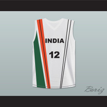 Satnam Singh Bhamara India Basketball Jersey Any Player or Number Stitch Sewn