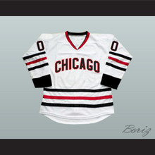 Clark Griswold 00 Chicago Alternate Hockey Jersey