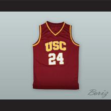 Brian Scalabrine 24 USC Basketball Jersey