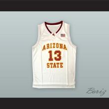 James Harden 13 Arizona State White Basketball Jersey