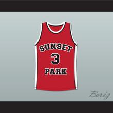Shawn Michael Howard Kurt 3 Sunset Park Basketball Jersey Stitch Sewn
