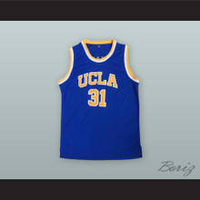 Reggie Miller 31 UCLA Blue Basketball Jersey