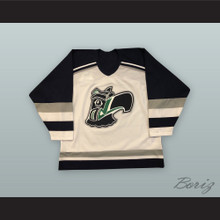 Seattle Thunderbirds White Hockey Jersey