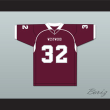 Khalil Mack 32 Fort Pierce Westwood High School Maroon Football Jersey 2
