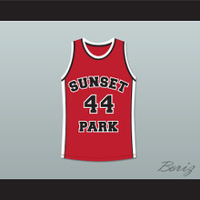 Anthony C Hall Andre 44 Sunset Park Basketball Jersey Stitch Sewn