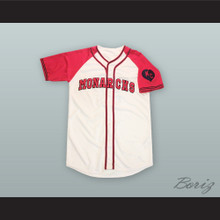 Jackie Robinson 5 Kansas City Monarchs Baseball Jersey