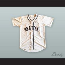 Seattle Steelheads Negro League Baseball Jersey