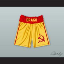 Ivan Drago USSR Boxing Shorts Rocky IV