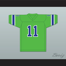 1974 WFL Pete Beathard 11 Portland Storm Road Football Jersey