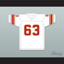 1983 USFL George Gilbert 63 Philadelphia Stars Home Football Jersey