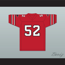 1983 USFL Tony Office 52 Tampa Bay Bandits Road Football Jersey