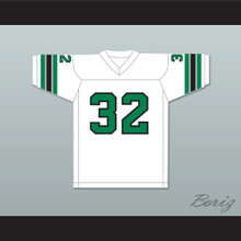 1983 USFL James Craig 32 Washington Federals Home Football Jersey