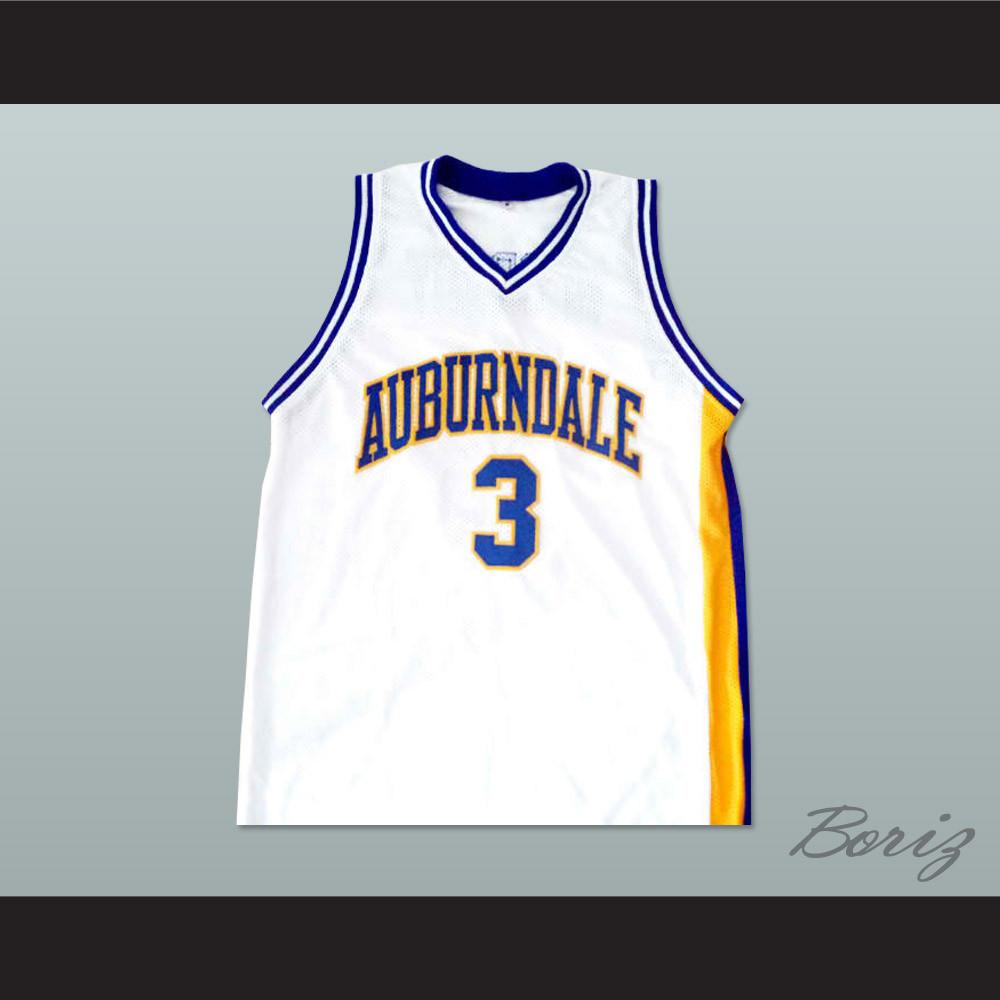 new product 1b1cb f5267 Tracy McGrady 3 Auburndale High School Basketball Jersey