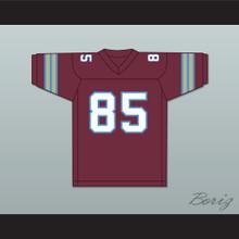 1984 USFL Mel Gray 85 Michigan Panthers Road Football Jersey