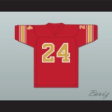 1984 USFL Kelvin Bryant 24 Philadelphia Stars Road Football Jersey