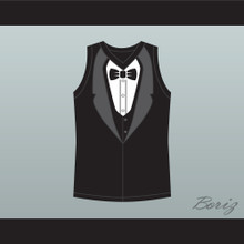 Tuxedo Basketball Jersey Any Player or Number New