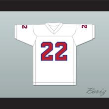 1985 USFL Doug Flutie 22 New Jersey Generals Home Football Jersey