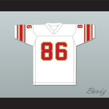 1983-85 USFL Jim Smith 86 Birmingham Stallions Home Football Jersey