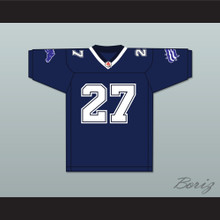 CFL Mike Pringle 27 Baltimore Stallions Road Football Jersey