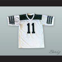 John Elway 11 Granada Hills Charter High School White Football Jersey
