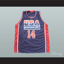 Charles Barkley USA Basketball Jersey Any Player