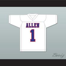 Kyler Murray 1 Allen High School Eagles White Football Jersey